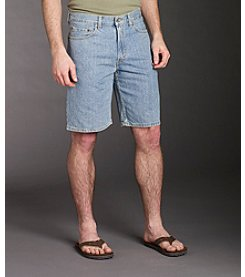 Levi's® Men's Red Tab™ 505™ Light Stonewash Relaxed Denim Shorts
