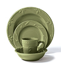 Sorrento Green 4-pc. Place Setting