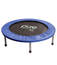 Pure Fun® Mini Exercise Trampoline