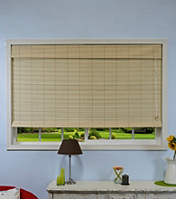 Kyoto Cappuccino Roman Shade by Chicology®