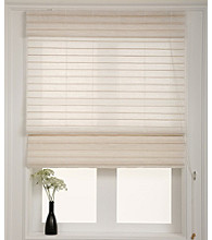 Serenity Rice Roman Shade by Chicology®