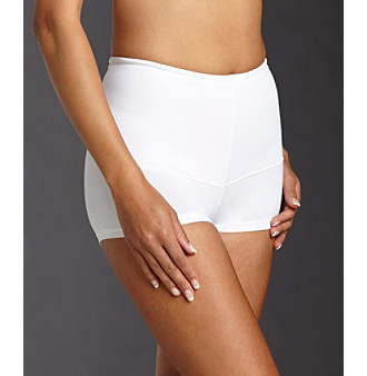 Firm control boyshorts featuring a lightweight design.