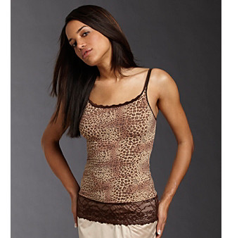 Maidenform® Fat Free Dressing™ Lace Trimmed Tank
