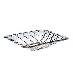 Mikasa® Diamond Sparkle Glass Platter
