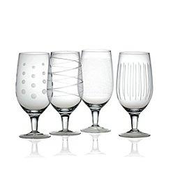 Mikasa® Cheers Barware Set of 4 Iced Tea Glasses