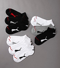 PUMA® Men's 3-Pack Athletic Quarter Socks