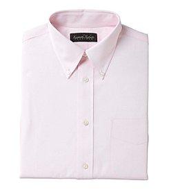 Kenneth Roberts Platinum® Men's Pinpoint Oxford Dress Shirt - Pink