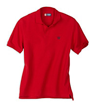 Chaps® Men's Solid Piqué Polo