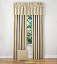 Au Natural Linen-Look Window Treatments by American Century Home