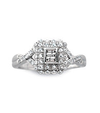 .25 ct. t.w. Diamond Ring