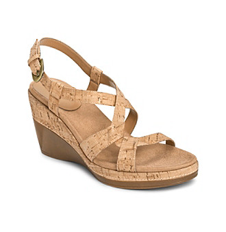 "Aerosoles ""Hedge Maple"" Wedge Sandal"