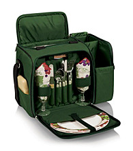 Picnic Time Malibu Insulated Picnic Pack Service for 2