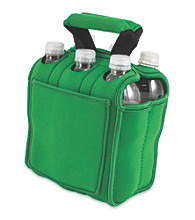 Picnic Time Six Pack Insulated 6-Beverage Neoprene Tote