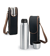 Picnic Time Kona Express Single .75 liter SS Vacuum Flask and Duffel