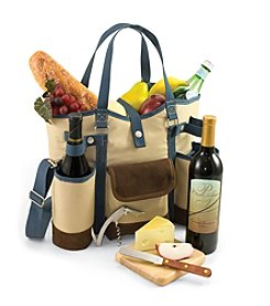 Picnic Time® Wine Country Tote