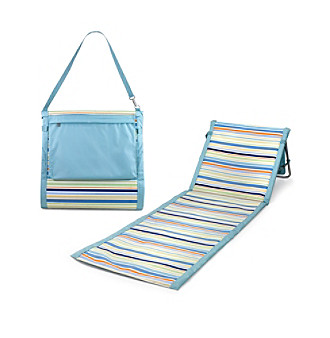 Picnic Time Beachcomber Portable Aluminum Beach Mat