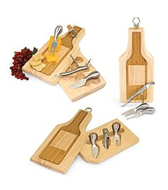 Picnic Time® Silhouette Two-Toned Wooden Cheese Board