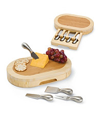 Picnic Time Formaggio Two-Toned Bamboo Cutting Board