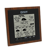 La Crosse Technology® Weather Direct® 4-Day Wireless Multi-Line Forecaster with Weather Club