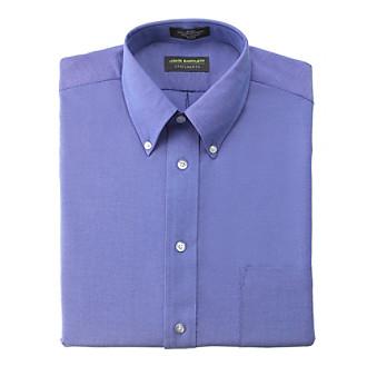 John Bartlett Statements Men&39s Royal Blue Dress Shirt