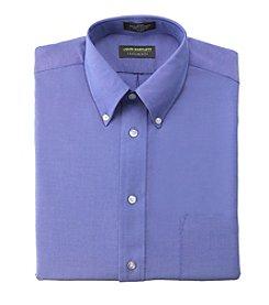 John Bartlett Statements Men's Royal Blue Dress Shirt