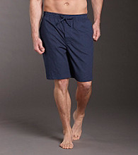 Nautica® Men's Sleepwear Shorts - Dot Peacoat