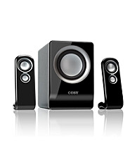 Coby® CSMP80 2.1 Channel Multimedia Speaker System