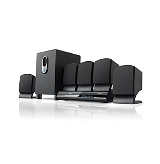 Coby® DVD765 5.1 Channel DVD Home Theater System