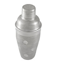 Fox Run Craftsmen® Stainless Steel Dimpled Cocktail Shaker