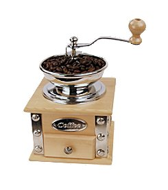 Fox Run Craftsmen® Natural Wood Coffee Grinder