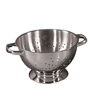 Fox Run Craftsmen® 5-Quart Stainless Steel Traditional Colander