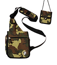 Heys® Exotic Travel Mate Shoulder Bag-Camouflage