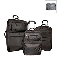 Heys® Fuse X2 3-pc. Ultra Light Hybrid Luggage Set