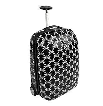 "Heys® Xcase Exotic 20"" Hardside Carry-on - Skulls"