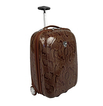 "Heys® Xcase Exotic 20"" Hardside Carry-on - Snake"