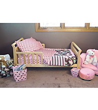 Blossoms 4-pc. Toddler Bedding Set by Trend Lab