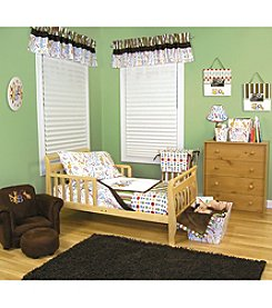 Dr. Seuss® Dr. Seuss ABC 4-pc. Toddler Bedding Set by Trend Lab