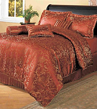 Cassaria 8-Piece Bedding Ensemble by Central Park