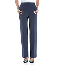 Briggs New York® Petites' The Slimming Solution™ Comfort Waist Pants