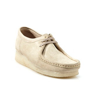 "Clarks® Originals Men's ""Wallabee"" Lace-up Shoes"