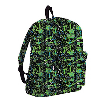 J World Campus Backpack in Tiger Green