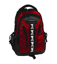J World Laptop Backpack with Air Cell Shoulder Straps