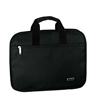 J World Light Weight Laptop Case in Black