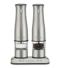 Cuisinart® Rechargeable Salt & Pepper Mills