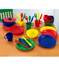 KidKraft 27-piece Primary Cookware Set