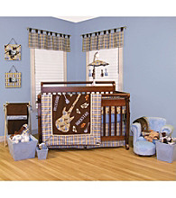 Rockstar Baby Bedding Collection by Trend Lab