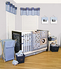 Rockets Baby Bedding Collection By Trend Lab