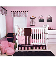 Bubblegum Baby Bedding Collection by Tend Lab