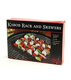 Charcoal Companion® Kabob Rack Set