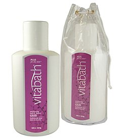 Vitabath® Plus for Dry Skin Moisturizing Bath & Shower Gelee - Gallon